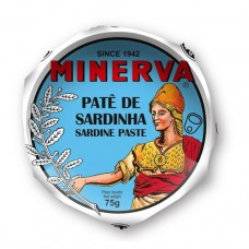 Паштет из сардины, 75 г, Minerva
