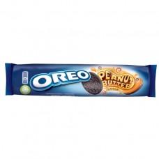 Печенье Oreo с арахисовым маслом, 154 г, Oreo