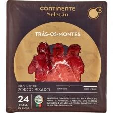 Нарезка хамон из Trás-os-Montes, выдержка 24 месяца, 90 г, Continente Seleção
