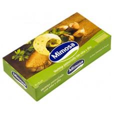 Сливочное масло с чесноком и зеленью 20х10 г, Mimosa