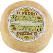 Сыр Vaca Amanteigado маслянистый из коровьего молока, 1100 г, D. Pedro