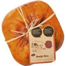 Сыр Bica полумягкий в перце из козьего и овечьего молока, 1 кг, Moinhos Novos