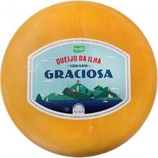 Сыр Ilha Graciosa маслянистый из коровьего молока, 400 г, Santiago