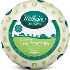 Сыр Ilha Terceira маслянистый выдержанный, 1180 г, Milhafre Dos Açores