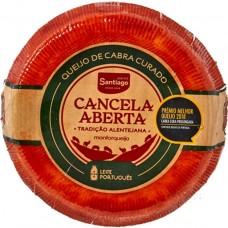 Сыр Cancela Aberta козий полутвердый, 300 г, Santiago