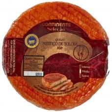 Сыр Mestiço de Tolosa полутвердый в перце, 210 г, Continente Seleção