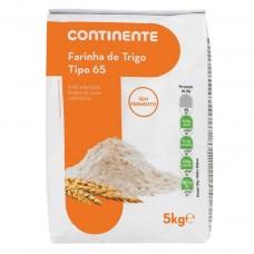 Пшеничная мука Высшего сорта тип 65, 5 кг, Continente