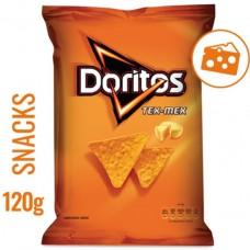 Чипсы Начос с сыром Tex-Mex, 120 г, Doritos
